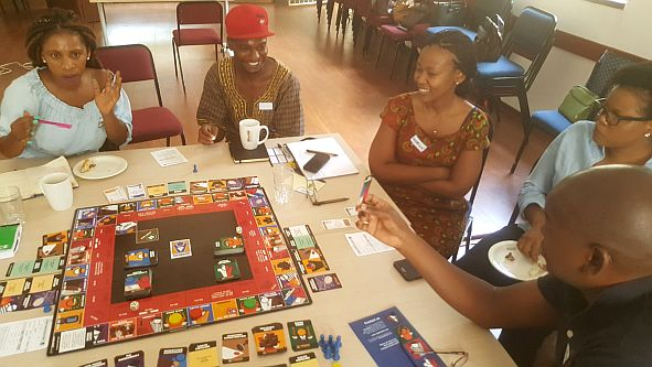 VantagePoint business simulation game